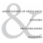 Association of Freelance Editors, Proofreaders and Indexers