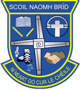 I worked as a teacher in Scoil Naomh Brid