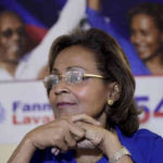 Dr. Maryse Narcisse, Presidential candidate for the Fanmi Lavalas Party