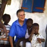 Sr. Rose RJM who established schools all around the Jean Rabel area with local children