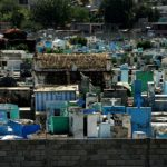 Typical Haitian Cemetery